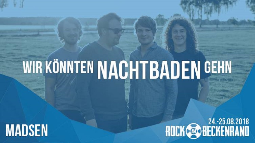 Rock am Beckenrand 2018