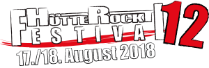 Hütte Rockt Festival 2018 Logo